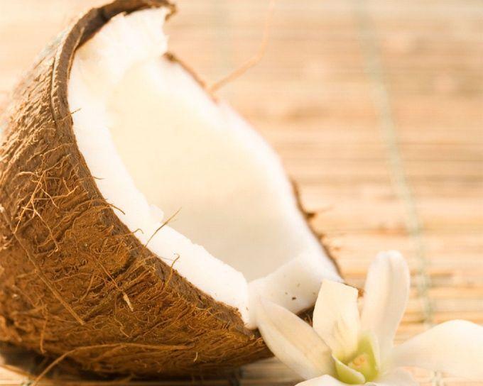 Как разламывать кокос