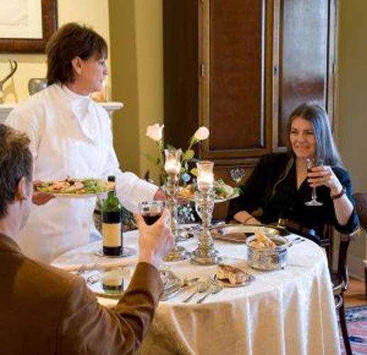 Как разместить гостей