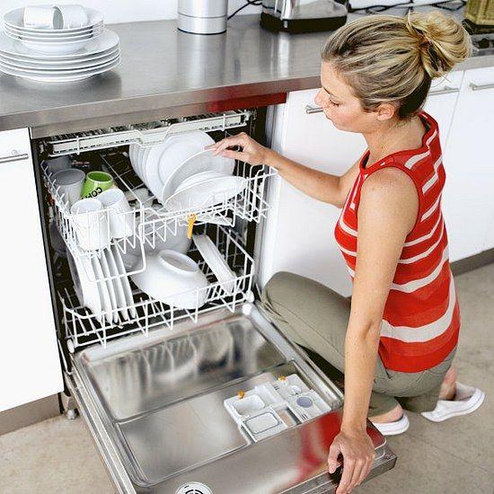 Как разобрать посудомоечную машину