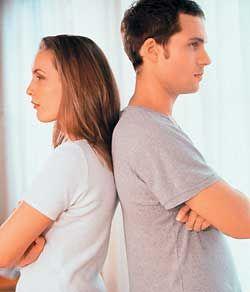 Как разойтись с женой