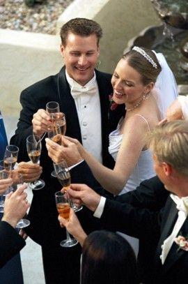 Как развлечь гостей на свадьбе