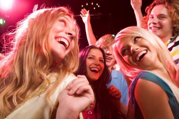 Как развлечь гостей на вечеринке
