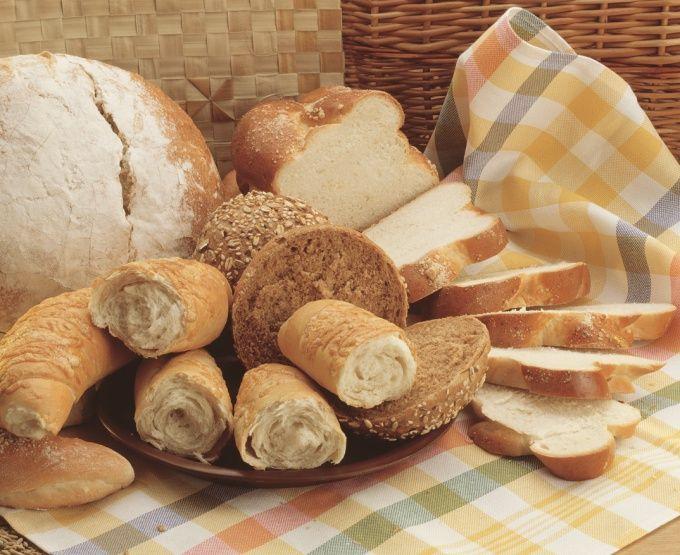 Как резать хлеб