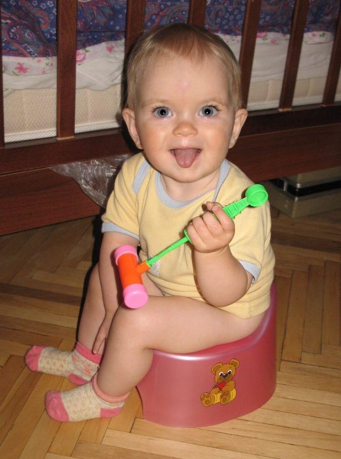 Как сдавать анализ мочи ребенка