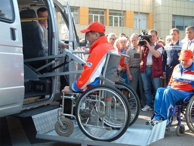 Как сделать автомобиль для инвалида