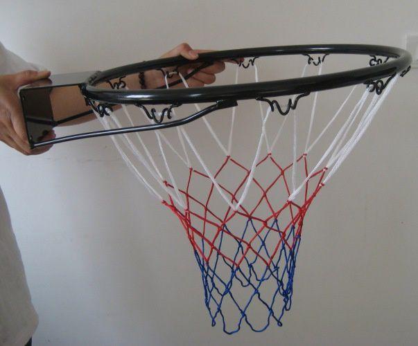 Как сделать баскетбольное кольцо