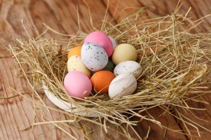 Как сделать гнездо