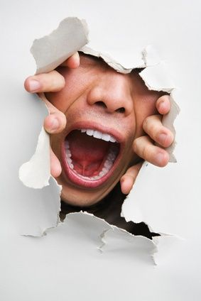 Как сделать голос грубым