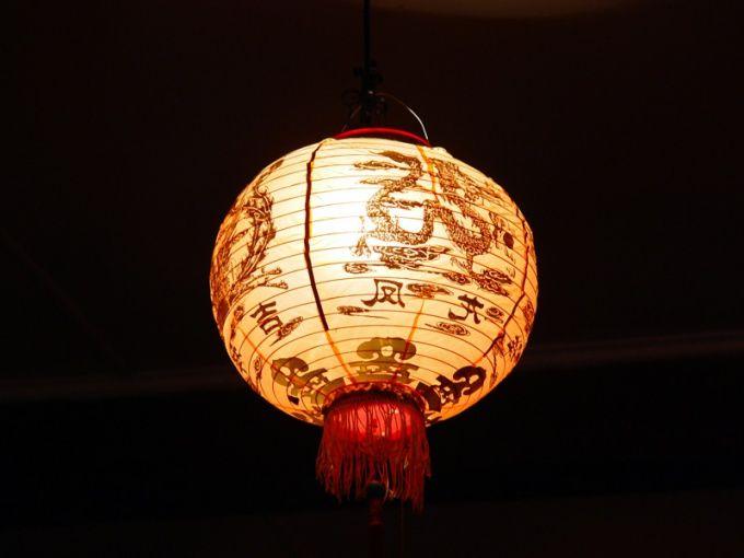 Как сделать китайские фонарики