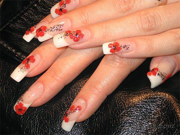 Как сделать красивые рисунки на ногтях