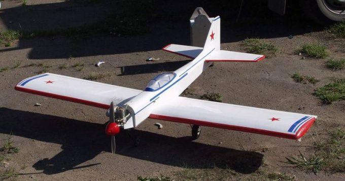 Как сделать летающий самолет