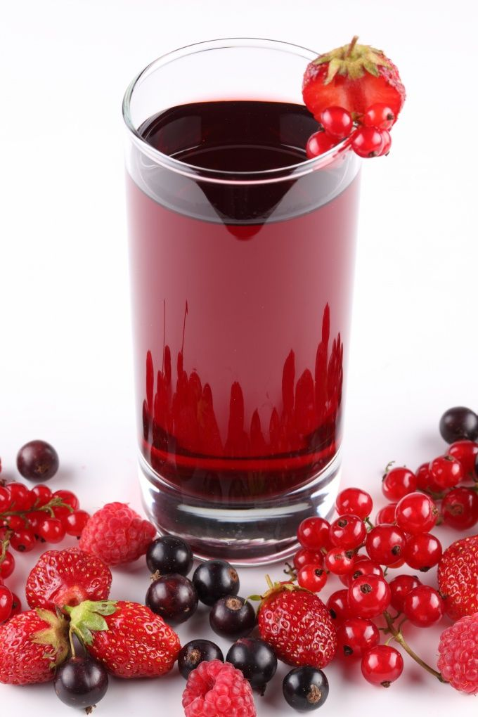 Как сделать напитки