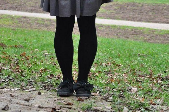 Как сделать ноги идеальными