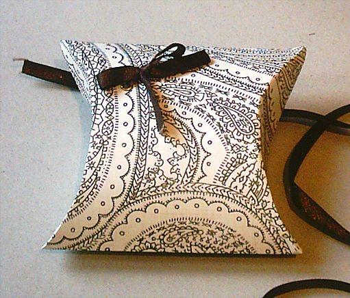 Как сделать подарочную упаковку
