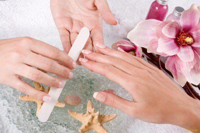 Как сделать правильную форму ногтей