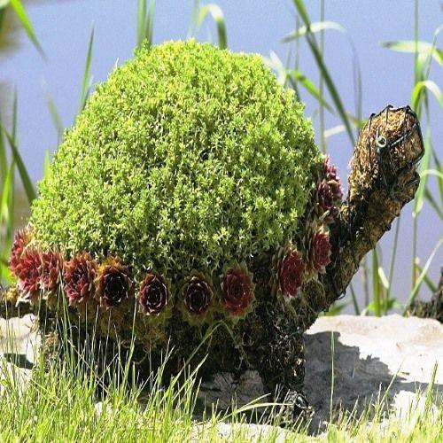 Как сделать садовые фигурки
