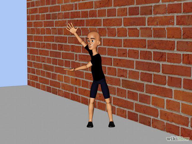 Как сделать сальто от стены