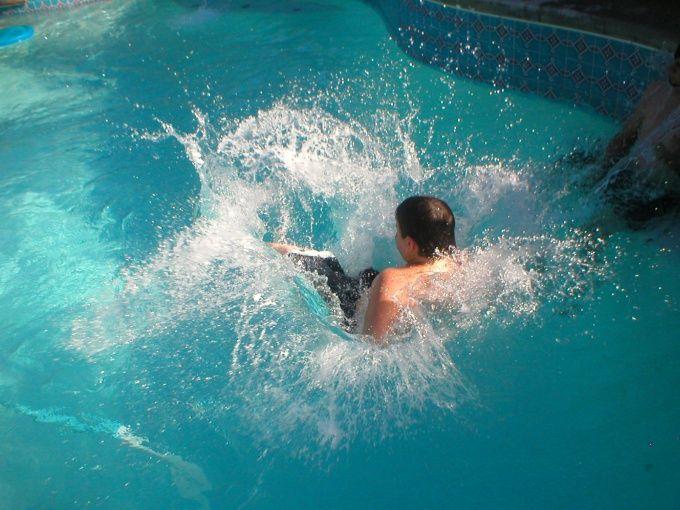 Как сделать справку в бассейн