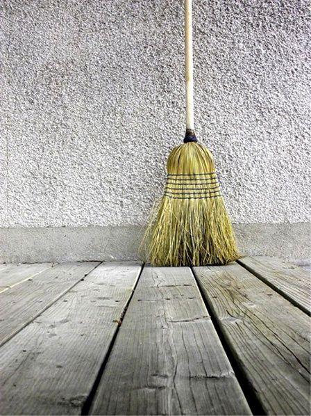 Как сделать уборку