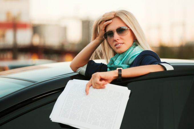 Как снять автомобиль с учета