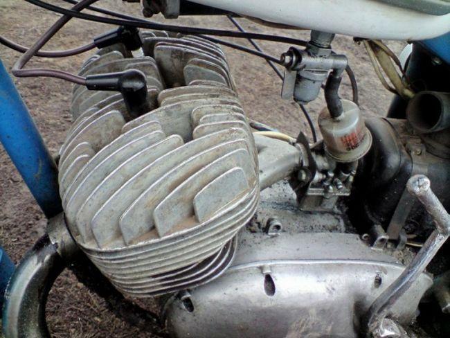 Как собрать двигатель юпитер-5