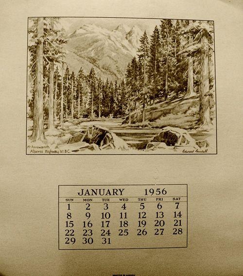Как создать свой календарь