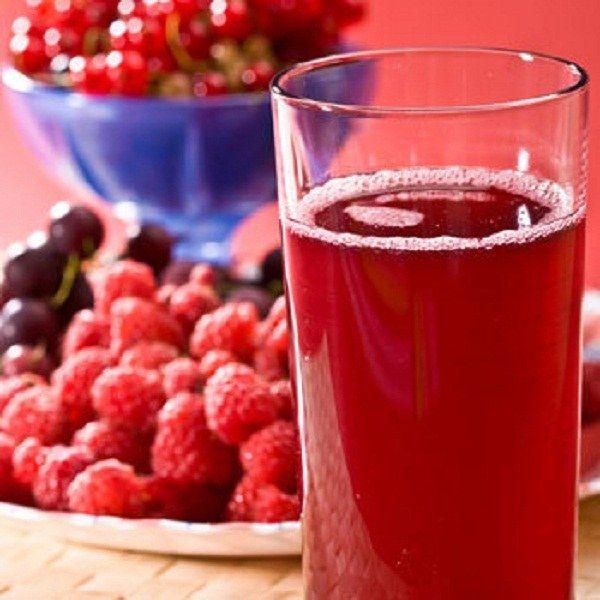 Как сварить компот из замороженных ягод