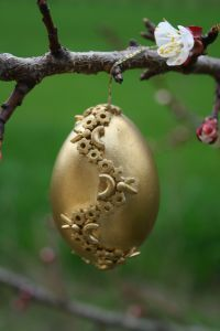 Как удалить содержимое из яйца