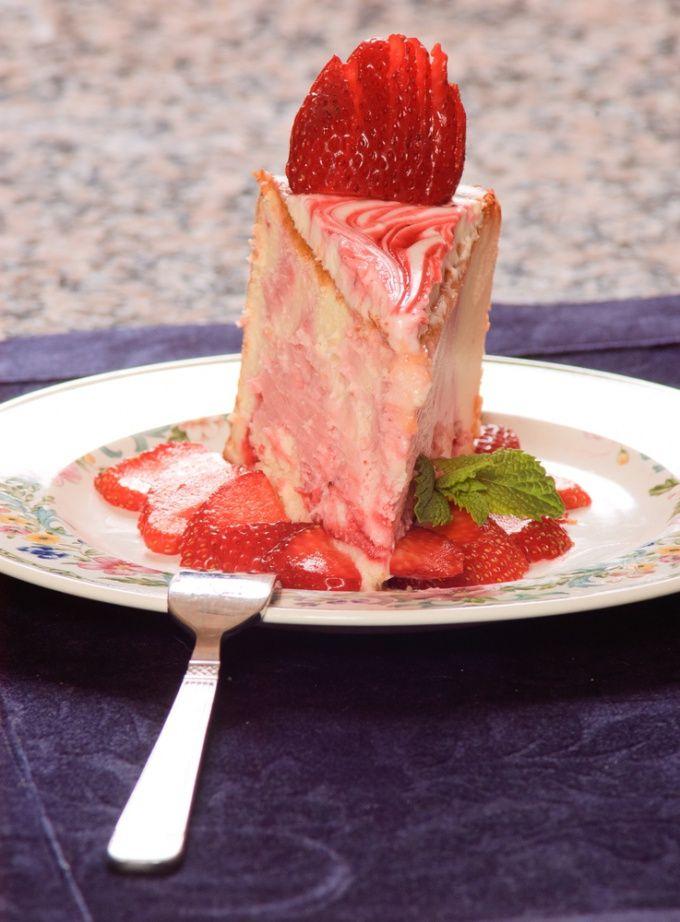 Как украсить домашний торт