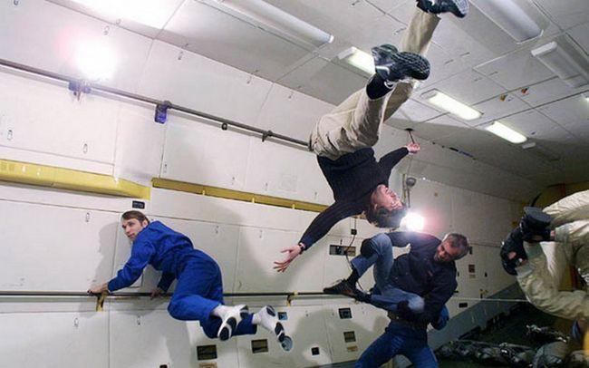 Как уменьшить гравитацию