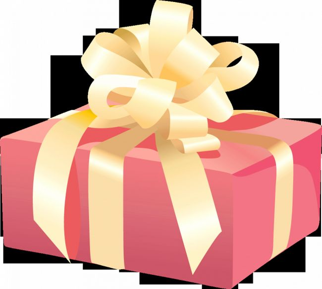 Как упаковать большой подарок