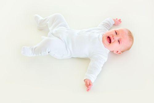 Как успокоить ребёнка, когда он плачет