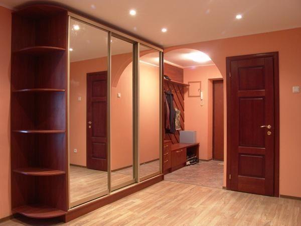 Как устанавливать зеркальные шкафы