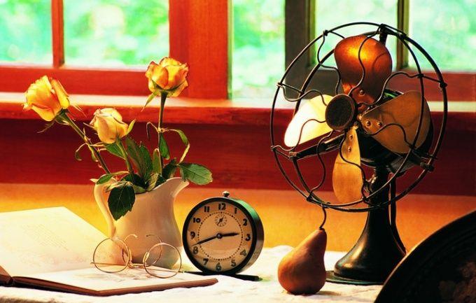 Как установить вентилятор