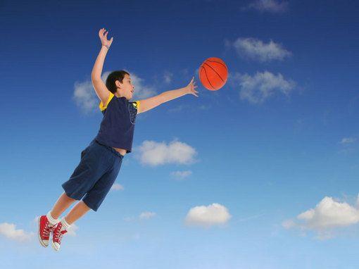 Как увеличить для баскетбола прыжок