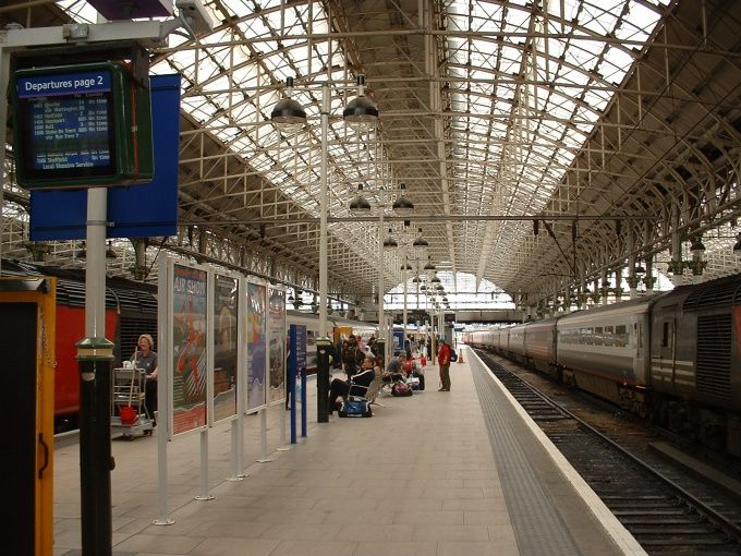 Как узнать наличие мест на поезд