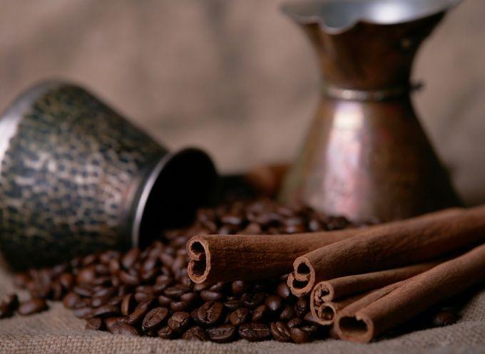 Как варить кофе в турке