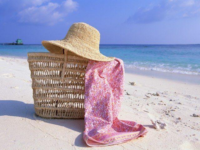Как вести себя на пляже