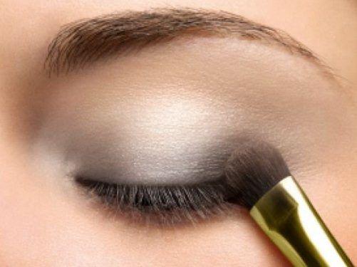 Как визуально сделать глаза уже