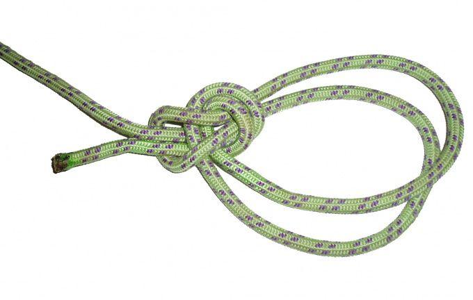 Как вязать узел