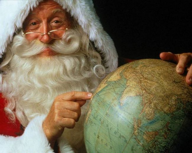 Как встречать новый год в других странах