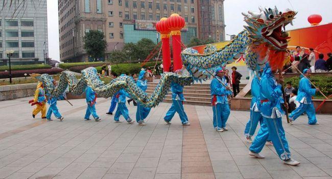 Как встретить новый год по-китайски