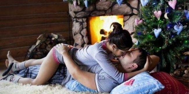 Как встретить новый год с любимым мужчиной