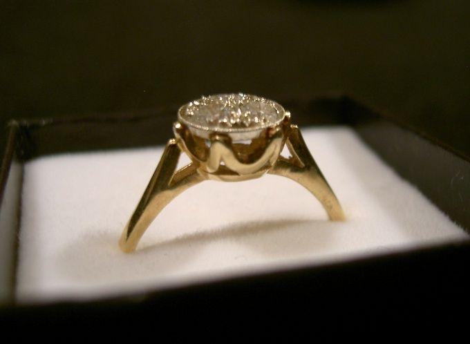Как выбирать кольца с бриллиантами