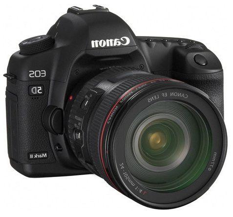 Как выбирать профессиональный фотоаппарат