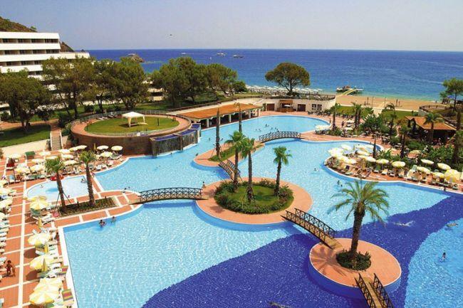 Как выбрать хорошие и недорогие отели в турции