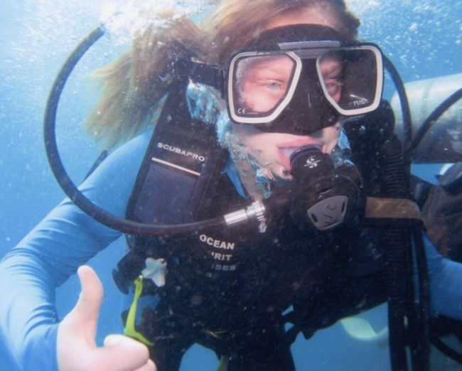 Как выбрать экипировку для подводного плавания