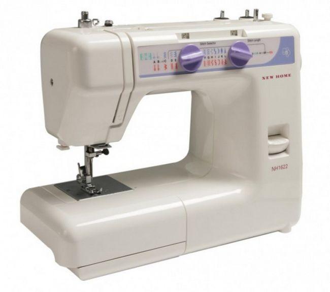 Как выбрать новую швейную машину