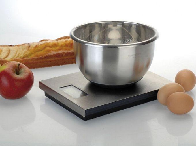 Как выбрать весы кухонные