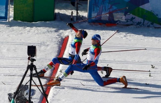 Как выиграть лыжную гонку